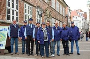 Bürger im Dienst©Hansestadt Stade